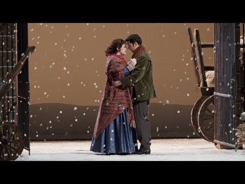 Puccini: La Bohème - The Royal Opera - Digital Theatre Collections