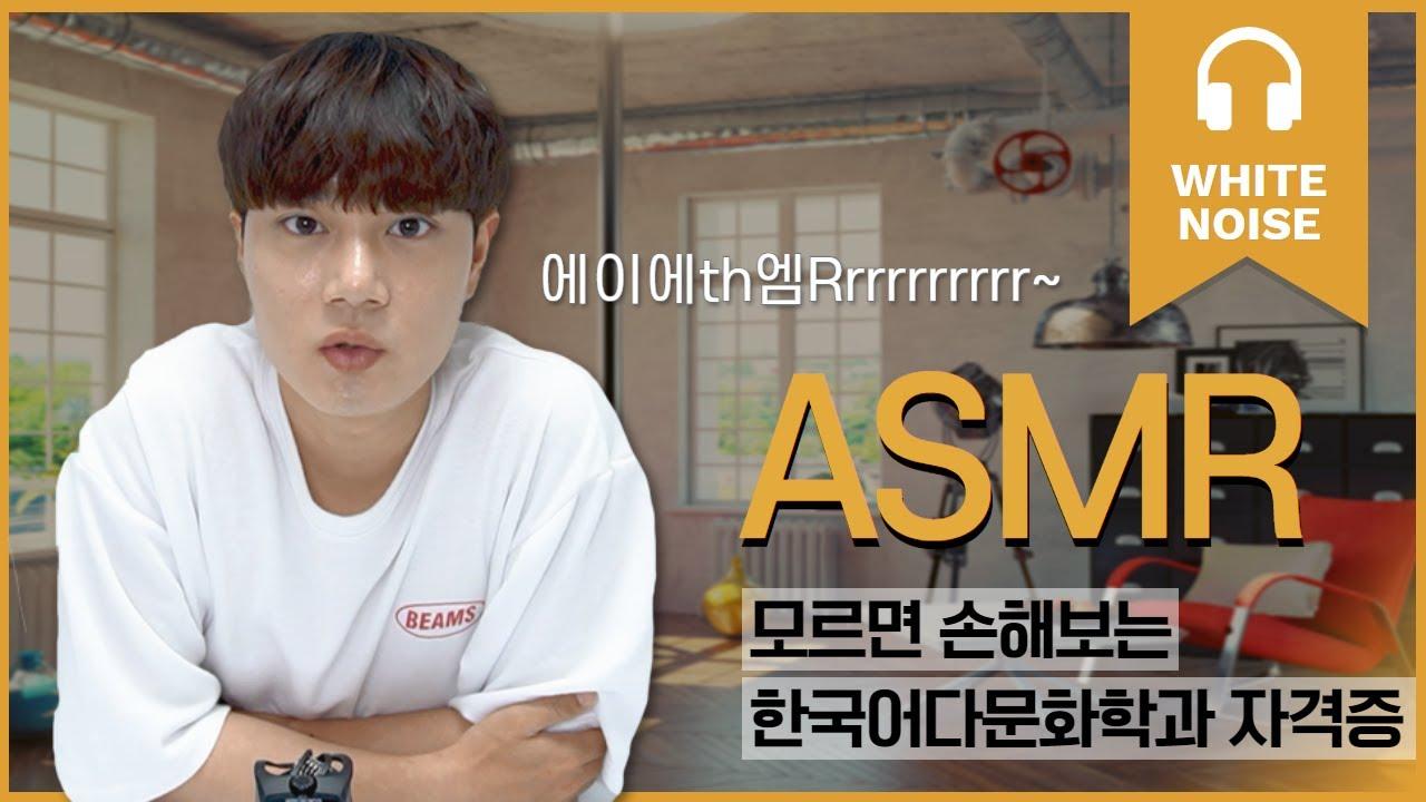 (NEW) 이재현의 ASMR - 한국어교원 2급 자격증편