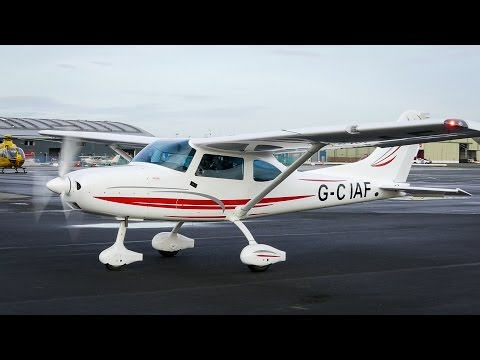A Sirius Introduction To Light Sport Aircraft | TL-3000 Demo Flight