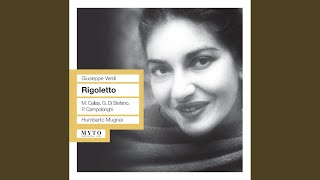 Rigoletto Act I Act I Gualtier Malde Caro Nome Gilda Borsa Ceprano Marullo Chorus