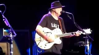 00007 - Neil Young & Crazy Horse, Liverpool Echo Arena, July, 2014, SeparateWays