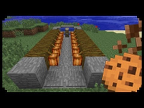 ✔ Minecraft: How to make a Cocoa Farm