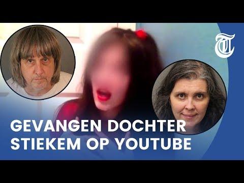 Dochter uit horrorhuis had geheim leven op YouTube