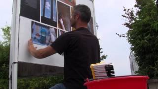 Le travail photographique de Jean-Christophe Bardot à La Verrière