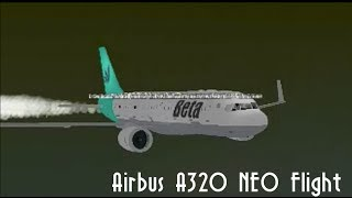 Airbus A320 NEO Flight | Beta Fleet | First Officer [] ROBLOX