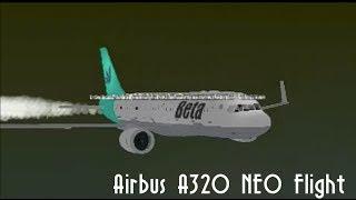 Vol airbus A320 NEO (fr) Flotte de bêta (fr) Premier officier [] ROBLOX