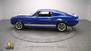 133286 / 1967 Ford Mustang Gt350