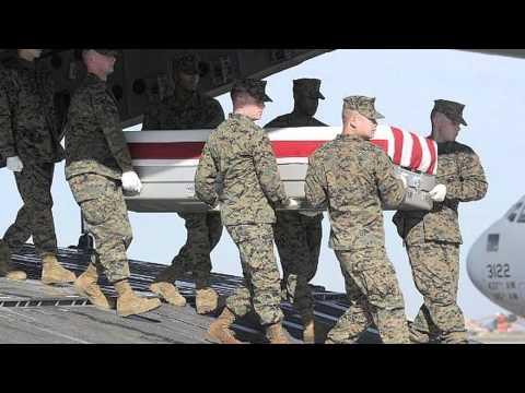 Marine Staff Sgt. Vincent J. Bell KIA November 30, 2011 - Tribute