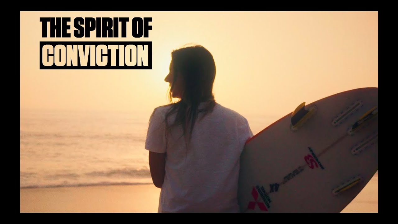 A Near-Death Experience Changed Maya Gabeira's Life Forever | The Spirit of Conviction