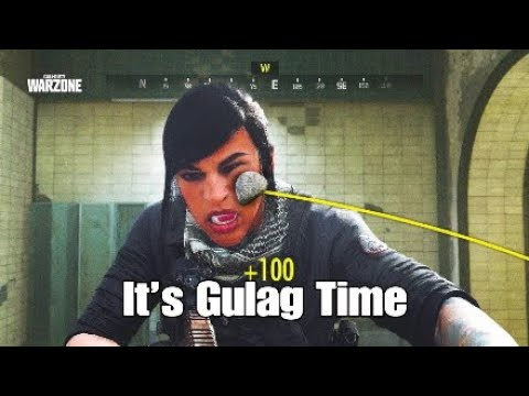5 Minutes Of Gulag Funny Moments Call Of Duty Modern Warfare War