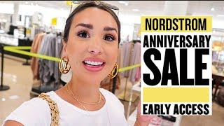 SHOP WITH ME NORDSTROM ANNIVERSARY SALE 2019 | ALEXANDREA GARZA