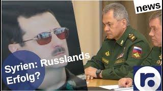 Syrien: Ein russischer Erfolg?