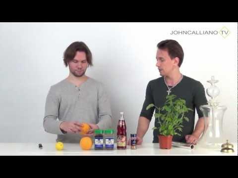 JohnCalliano.TV / 24 / Как приготовить вкусный кальян