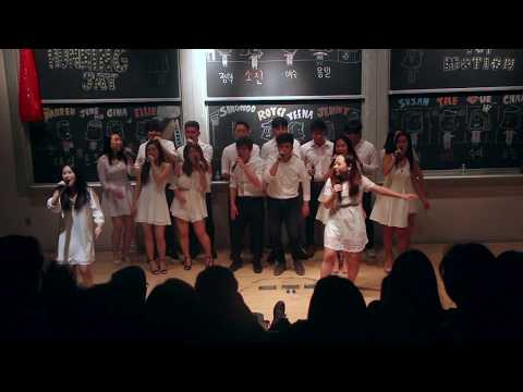 """Why so Lonely - JHU Humming Jay """"Hopkins School Musical"""""""