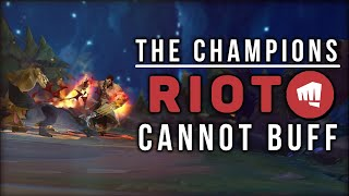 The Champions League of Legends Can't Buff | A History of Hard Carry Junglers in League of Legends