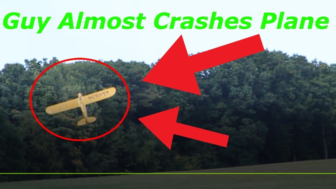 Guy Nearly Crashes World War 2 Plane Rhinebeck Aerodrome Air Show