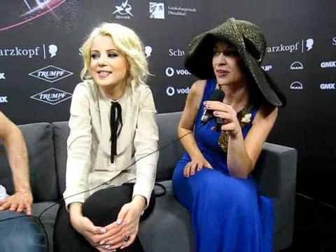Ukraine 2011: Interview with Mika Newton & Xenia