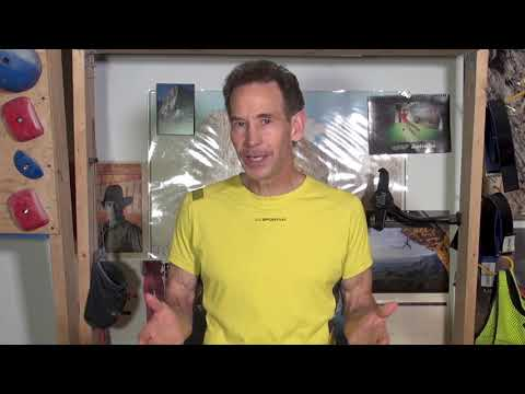 """Finger Training You Can Do Every Day! Learn a """"Protective Training"""" Protocol for Rock Climbers"""