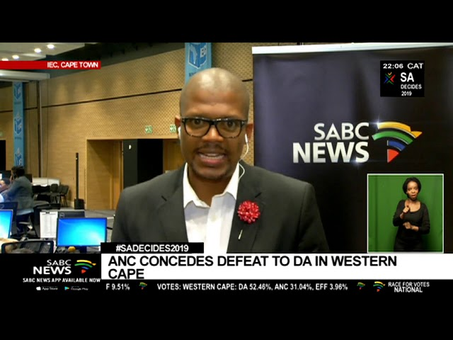 #SAElections2019 results update: Western Cape
