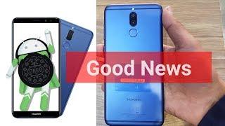 Huawei Mate 10 Lite OREO update | Good News mate 10 Lite