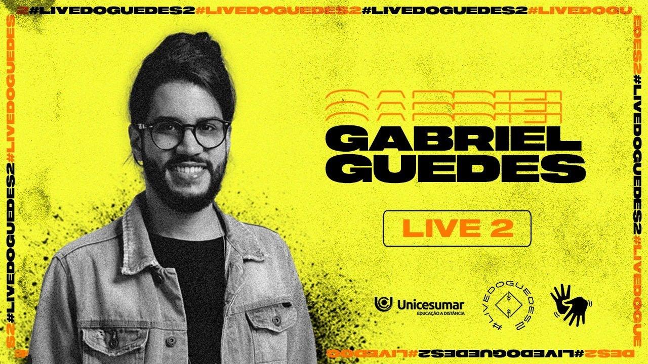 Gabriel Guedes | Live 2 - Adore #EmCasa #Comigo #LiveDoGuedes