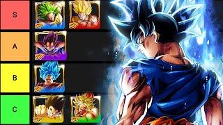 Dragon Ball Legends - Beginner & F2P Zenkai 7 Priority Tier List 💰
