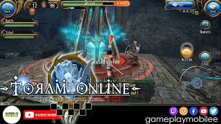 Toram Online #GAMEPLAY (Android/IOS #RPG (#MMORPG)  Mobile Game)