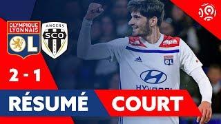 Résumé Court OL / Angers 2019 | Ligue 1 | Olympique Lyonnais