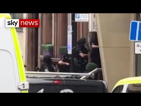 Stabbing attack in a Glasgow hotel
