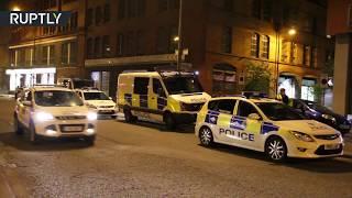 Теракт в Манчестере: на месте инцидента продолжает работать полиция