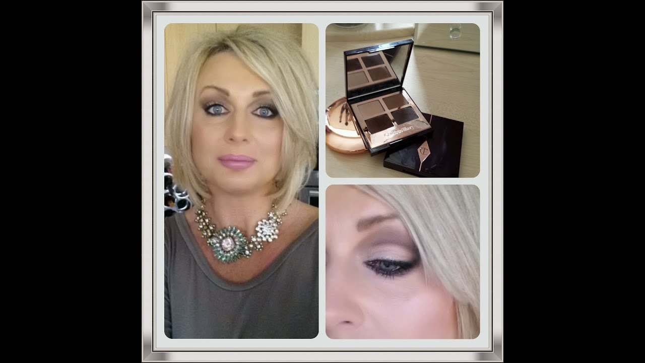 """*TUESDAY TUTORIAL* - CHARLOTTE TILBURY """"THE SOPHISTICATE ..."""