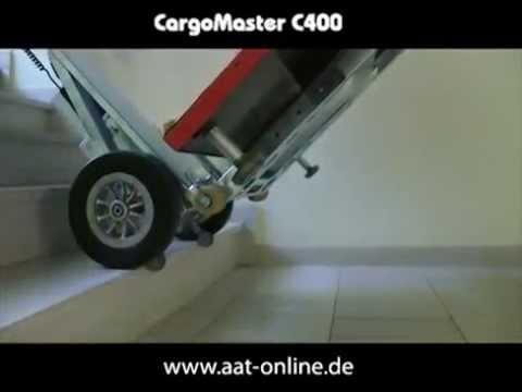 Démo Du Diable Monte Escalier Cargo Master C400 By Sébastien