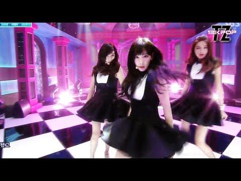 SNSD(소녀시대) - MR.MR. 미스터미스터 Stage Mix~~!!