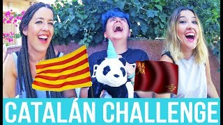 CATALÁN CHALLENGE ft. El Canal Be | BelenaGaynor