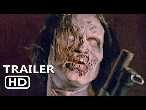 ZOMBIE WITH A SHOTGUN Official Trailer (2019) Horror, Action Movie
