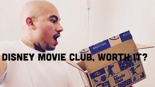 Disney Movie Club, my first 📦.. Is it worth it?