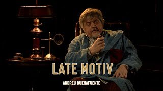 LATE MOTIV - Javier Coronas. Recién llegado de Washington DC | #LateMotiv333