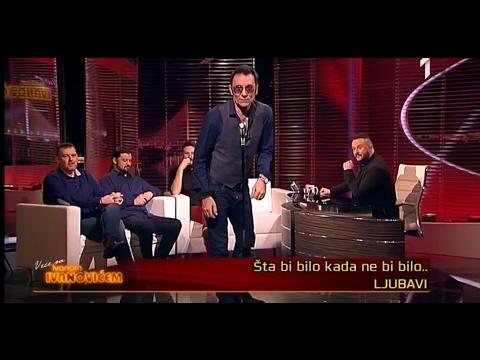 Vece sa Ivanom Ivanovicem-Vece smeha  Gost: Branko Đurić 14.02.2017