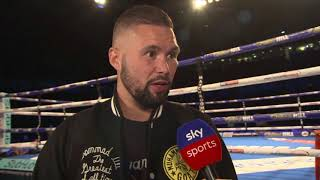"""""""I would knock Tyson Fury out in six rounds!"""" 