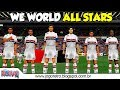Winning Eleven World All Stars (WE2002 Patch) no Playstation 1