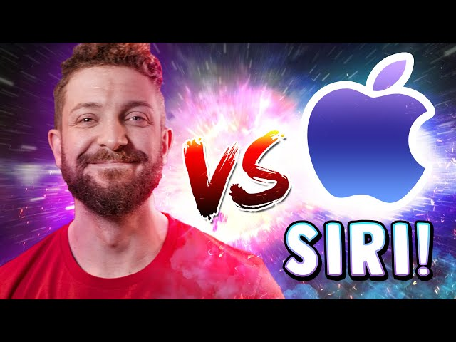 TheMerluzz VS Siri: barzellette challenge