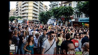 GAY PRIDE MOMENTS IN GREECE