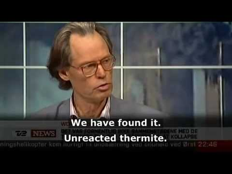 Scientist Proves Thermite Was Used in 911 WTC Controlled Dem