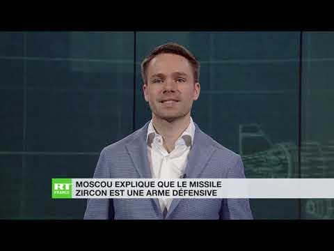 La Russie utilisera ses missiles hypersonique Zircon pour se défendre