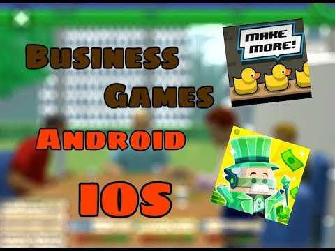 || Top 5 Business Games For Android/iOS ||