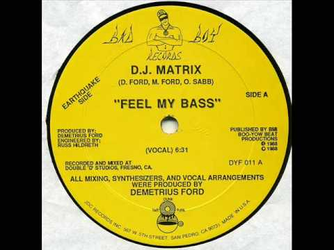 dj matrix feel my bass (1988)  beatronic dj unknown torrent.php #4