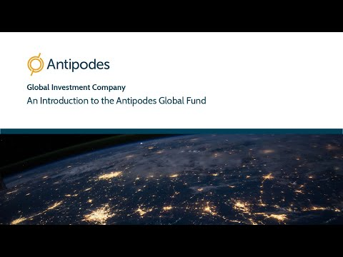An Introduction to the Antipodes Global Fund