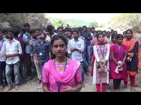 SRKR Engineering Colleege :Bhimavaram  Civil students Polavaram visit