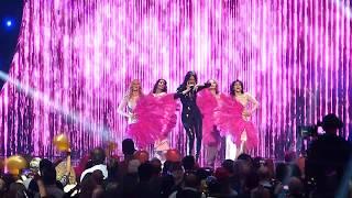 Charlotte Perelli Dana International-Take Me To Your Heaven Diva Diva to Diva LIVE i HD.