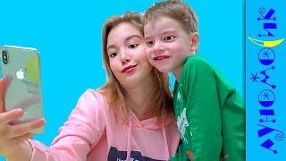 Света и Богдан в лучших видео Для Детей НЕ УМЕЕТ считать  ХОЧЕТ учиться  3 маркера челлендж